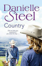 """Country, Steel, Danielle, """"AS NEW"""" Book"""