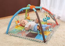 Infantino Activity Gym Baby Twist And Fold Vintage Boy Kid Play Travel Portable