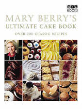 NEW! Mary Berry's Ultimate Cake Book: Over 200 Classic Recipes by Mary Berry.