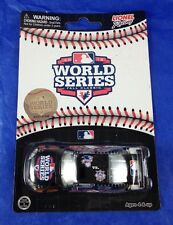 2012 World Series MLB Baseball Car Lionel Racing NASCAR 1:64 Diecast Action Gold