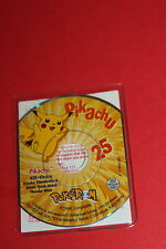 PokeRom Pikachu 25 CD-ROM Premier Series Gotta Learn 'em All (pc Windows/Mac)