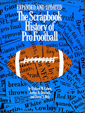 The Scrapbook History of Pro Football: 1893-1979-Updated Edition/DJ-1979