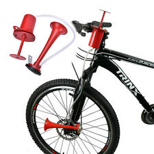 120db Cycling Bike Bicycle Air Horn Pump Bell Super Loud New Professional Red FO