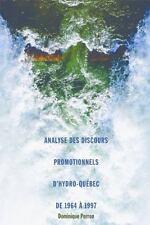 Nouveau Roman De L'engergie Nationale: Analyse Des Discours Promotionn-ExLibrary