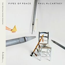 PAUL MCCARTNEY CD - PIPES OF PEACE [2CD SPECIAL EDITION](2015) - NEW UNOPENED