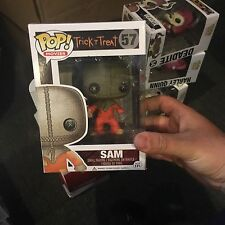 *FUNKO HORROR POP GOOD COND TRICK R TREAT SAM RARE*