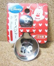 Disney Mickey mouse marked measure SPOON for tea leaves,coffee beans,cooking oil