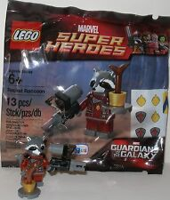 Lego 5002145 Rocket Racoon mit Waffe Super Heroes - Guardians of the Galaxy OVP