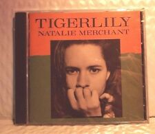 Tigerlily Natalie Merchant CD BRAND NEW Factory Sealed 1995