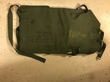 Vintage US Parachute Weapons & Equipment Pack Gun / Rifle Case Shooters Mat