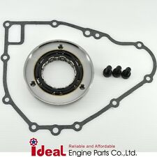 One Way Bearing Starter Clutch Gasket bolts Kawasaki Bayou KLF 300 KLF300 89~05
