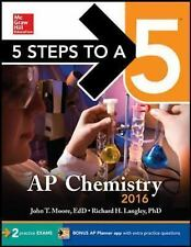 5 Steps to a 5 AP Chemistry 2016 (5 Steps to a 5 on the Advanced Placement Exami