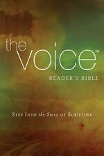 The Voice Reader's Bible : Step into the Story of Scripture by Ecclesia Bible...