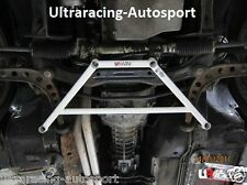 BMW e30 Ultra Racing Front Lower Bar Front Member Brace Bar 4pts
