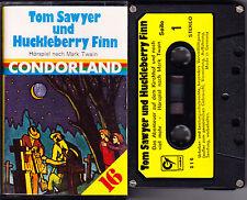 MC Tom Sawyer und Huckleberry Finn - Abenteuer auf dem Kirchhof - Condor