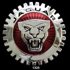 CAR GRILLE EMBLEM BADGES - JAGUAR(FACE)