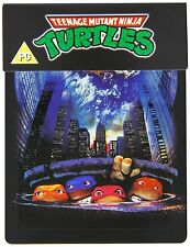 Teenage Mutant Ninja Turtles: The Original Movie - Blu ray Steelbook NEW SEALED