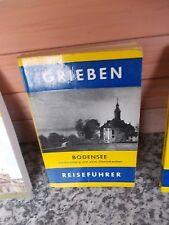 Grieben Reiseführer: Bodensee mit Vorarlberg und württ. Oberschwaben