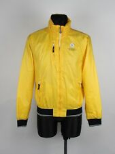 Gaastra Light Hooded Regular Fit Men Yellow Jacket Size S, Genuine