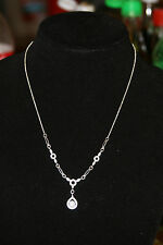Timeless Y Necklace with pendant by Avon