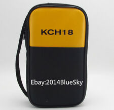 Soft Carrying Case for Fluke 287 289 87V 28II 787 789 725 718 719 (Bigger C25)