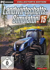 Landwirtschafts-Simulator 15 - Collector's Edition (PC, 2014, DVD-Box)