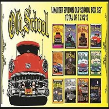 OLD SCHOOL GOLD BOX SET [BOX] - NEW CD BOXSET