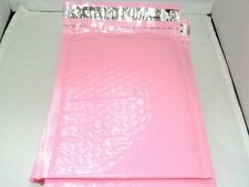 100 Pastel Pink 6x9 Padded Poly Bubble Mailers Premium Quality Shipping Envelope