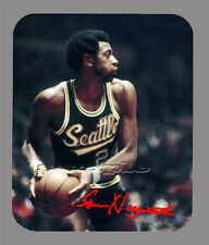 Item#2794 Spencer Haywood Los Angeles Lakers Facsimile Autographed Mouse Pad