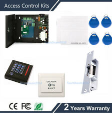TCP/IP Network Access Control Board Panel Controller PIN Reader Strike Lock Tags