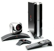 Polycom HDX 8000 HD -1080 Sistema PAL conferenze via opzione 1080 ATX SDK TIP