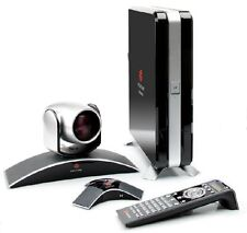 Polycom HDX 8000 HD -1080 PAL Conferencing System  Option 1080 ATX SDK  TIP