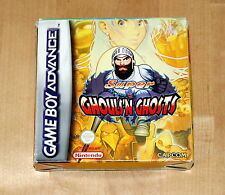 Super Ghouls'n ghosts - Game Boy Advance - pal