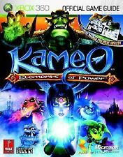 Kameo:Elements of Power-Off Base Productions Staff, Prima Temp Authors Guidebook