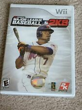 Major League Baseball 2K8 Wii - Brand New, Never been Opened with MLB Hologram