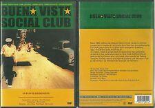 DVD - BUENA VISTA SOCIAL CLUB : MUSIQUE CUBAINE ( CUBA ) / COMME NEUF - LIKE NEW