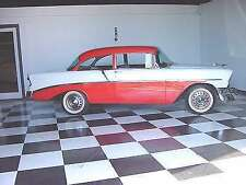 56 Chevy 2 Door 210 Stain.Steel 10 Part Side Molding Set Show Quality