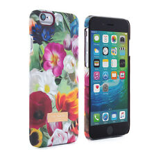 OFFICIAL TED BAKER SS16 Floral Swirl Back Case Cover for Apple iPhone 6/6S