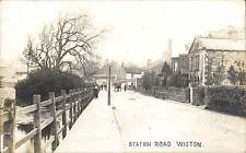 Wigton. Station Road by J.& R.Wilkinson, Wigton.
