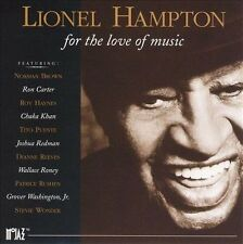 Hampton,Lionel: For the Love of Music  Audio Cassette