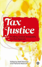 Tax Justice: Putting Global Inequality on the Agenda,,New Book mon0000010643