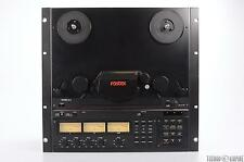 "FOSTEX Model E-2 1/4"" 2-Track Analog Recorder (FOR REPAIR OR PARTS) #23132"