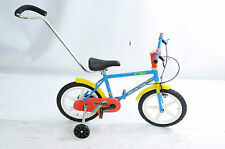PARENT HANDLE 4 CHILD,KIDS BIKE CYCLE CHILDRENS BICYCLE ALLOY HIGH QUALITY NEW