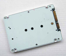 "2.5"" SATA 6.0Gbps to M.2 NGFF (SATA3) SSD adapter card with case 7 mm thickness"