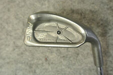 Men's RH PING ISI 3-Iron Black Dot, Cushin JZ Stiff Steel shaft, Original Grip