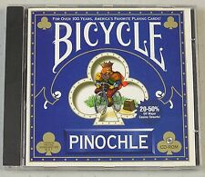 Bicycle Pinochle, New