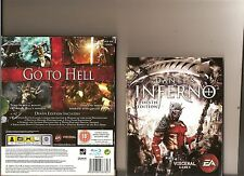 Dantes Inferno muerte Edición Limitada Playstation 3 PS3
