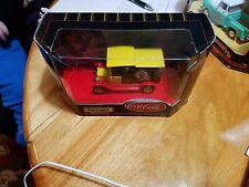 Matchbox Collectibles Coca Cola 1:43 1912 Ford Model T Independance Day Truck