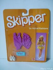 Vêtements Barbie / Skipper So Active Fashions No.2235 / Mattel 1984 [ Neuf ]