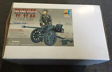 "Dragon  1/6 Scale 12"" WWII German Gunther Kiefer w/ 2.8cm Anti-Tank Gun 70514"